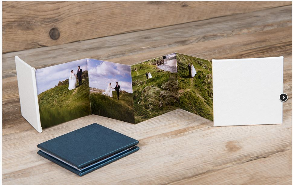 3x3 Accordion linen album                                                     $75                         (comes with your motherhood collection)                                         SALE  add an extra for $50