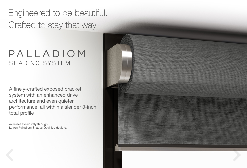 View Lutron's promotional materials for this new line.