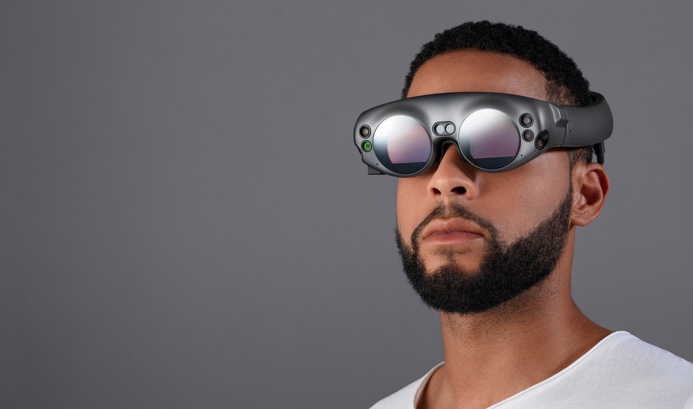 Magic Leap's first product, due to launch 2018