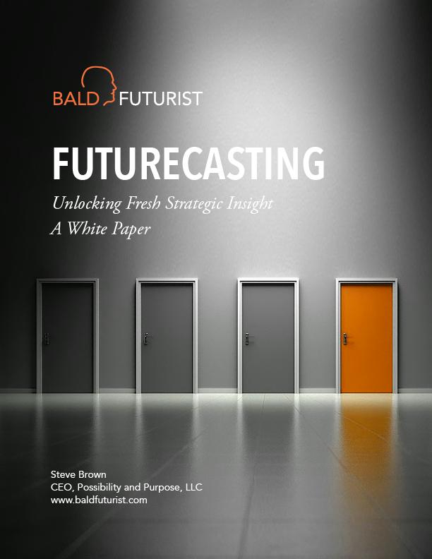Futurecasting Definition, Futurecasting Process & Futurecasting Workshop Explained