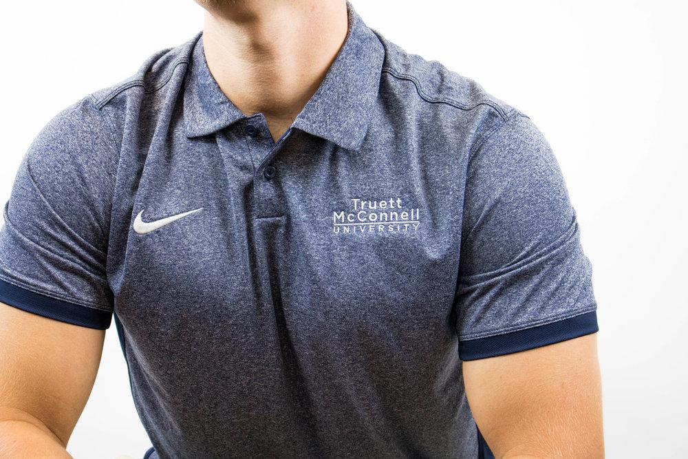 Nike Block Polo -