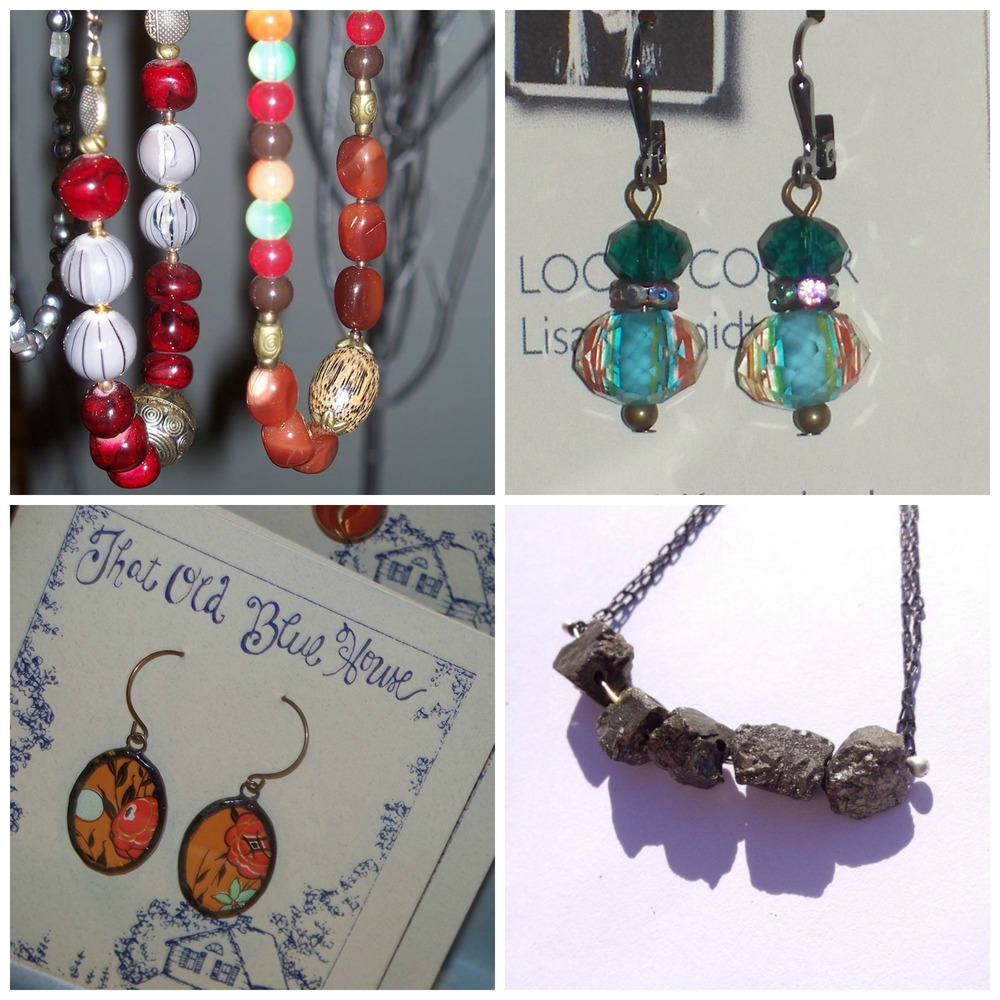 Locally and Regionally-Made Jewelry