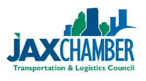 Jax Chamber Transportation & Logistics Council