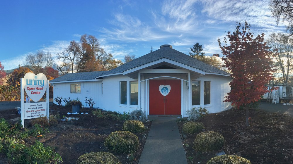 The Unity Open Heart Center - 1027 SE M St., Grants Pass, OR 97526