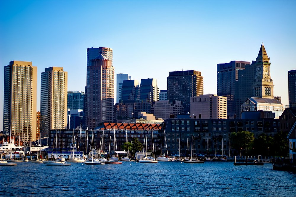 #1 - Boston