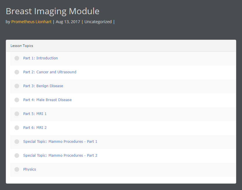 Breast Imaging Module   Titan Radiology.png