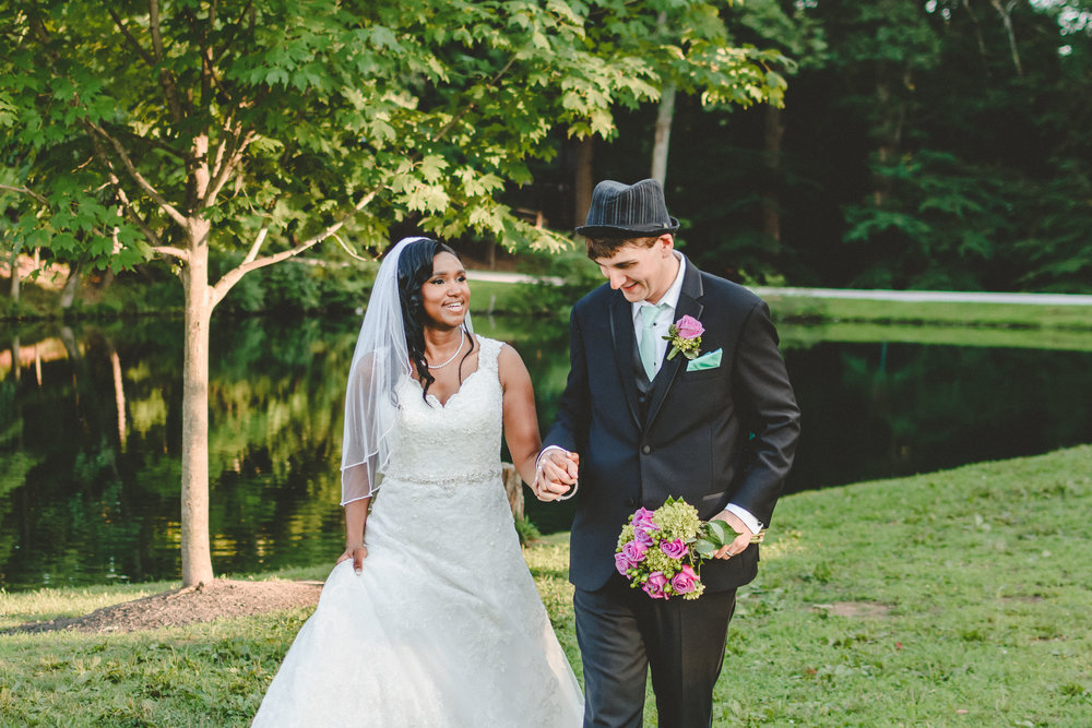 """""""I loved Brittney's down to earth personality, and her ability to capture the most classic, and intimate moments/details of our entire wedding from start to finish!Our experience was excellent. We plan to utilize BNP for any of our future photography needs and we highly recommend her!"""""""