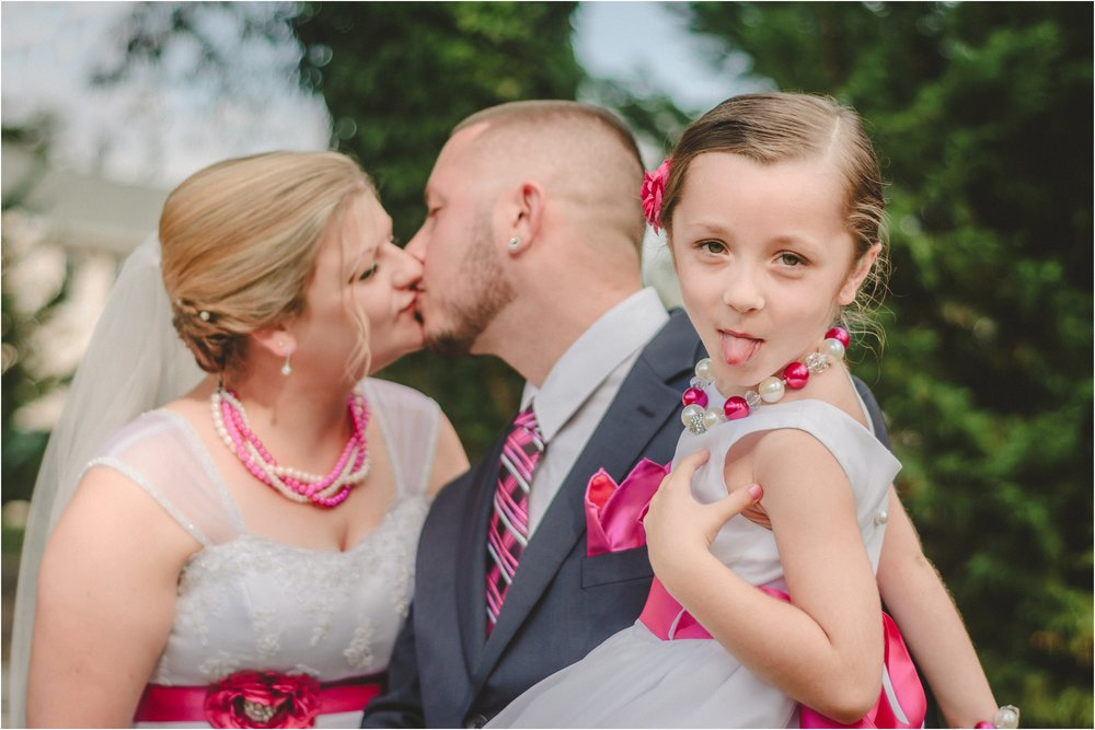 """I have been using Brittney for my family photos with my daughter and I for years and when it came for me to get married she was my first choice. I have done themed photo shoots with her before as well and she is detailed and organized. I love her vision, outlook to get the best photos and how personal Brittney is with taking the photos you want."""