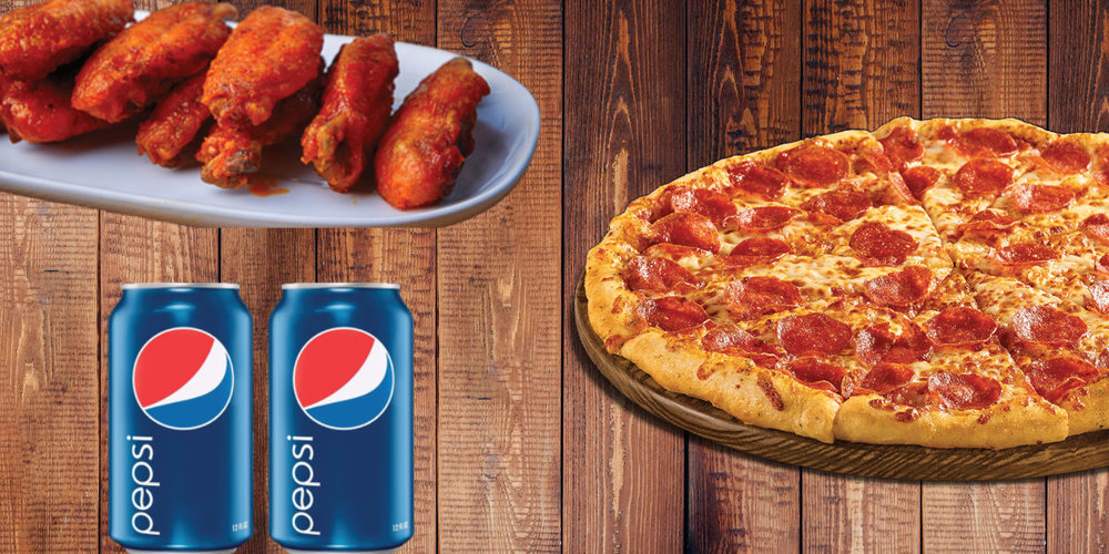Combos & Specials - Save money and enjoy our amazing combos and specials everyday.