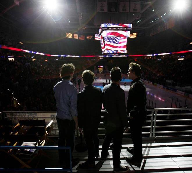 National Anthem - Milwaukee - 2011