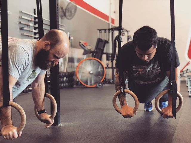Intentional, quality movement above all else today. ⚒ . . . #grudgefitness #gardengrove #westminster #orangecounty #ocfitness #crossfit #gpptraining