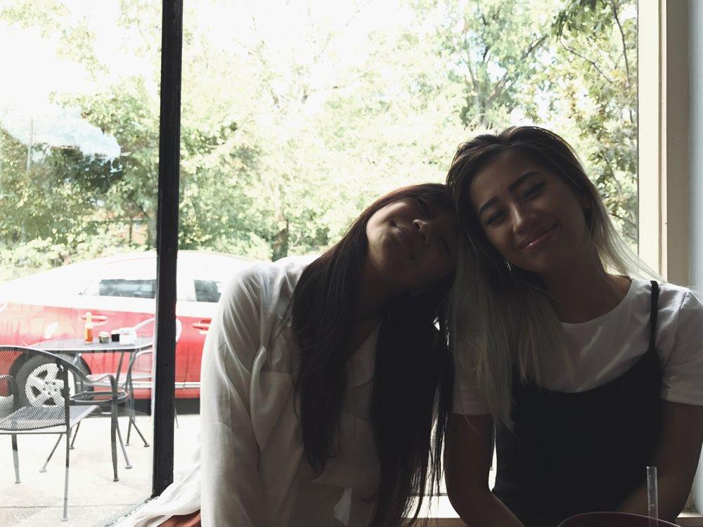 Reena & I
