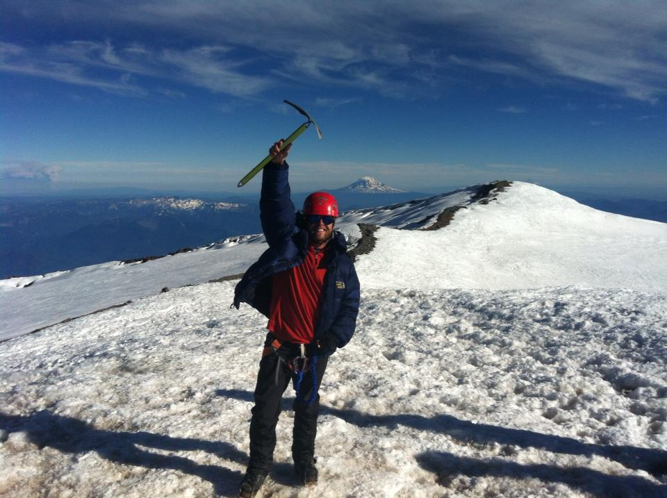 Mount Rainier Summit July 2013