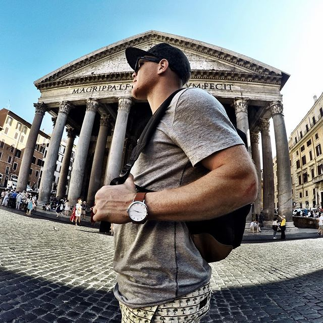 Rome was epic! On to the next one 🇮🇹 #Rome #Italy #Europe #summer #holidays #Wildwill #boxing