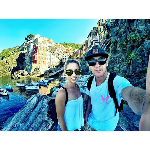 Trekking the Amalfi #cinqueterre #italy #europe #summer #holiday #wildwill #boxing @jessiedau