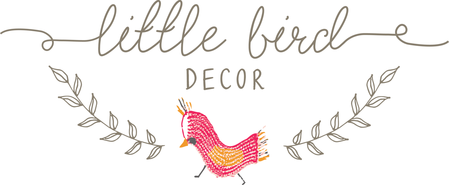 Little Bird Decor