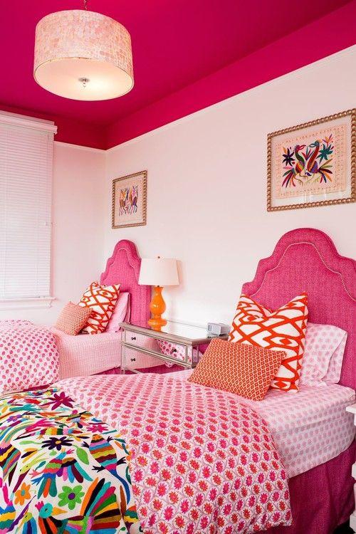 Bright Guestroom