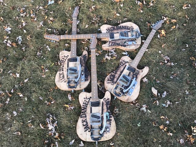 89e5a4a90b9 Jack Daniels Guitar - Purchase through Justin Johnson site — Big D ...