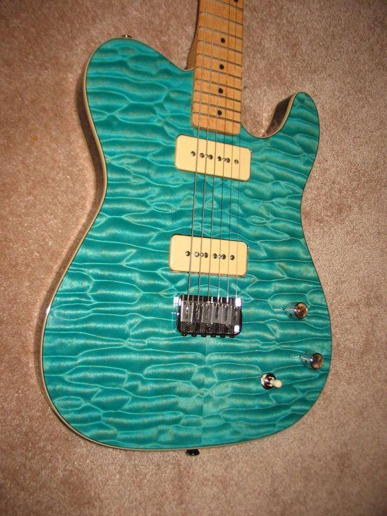 f20407ec1b1 Custom Stain on your guitar body