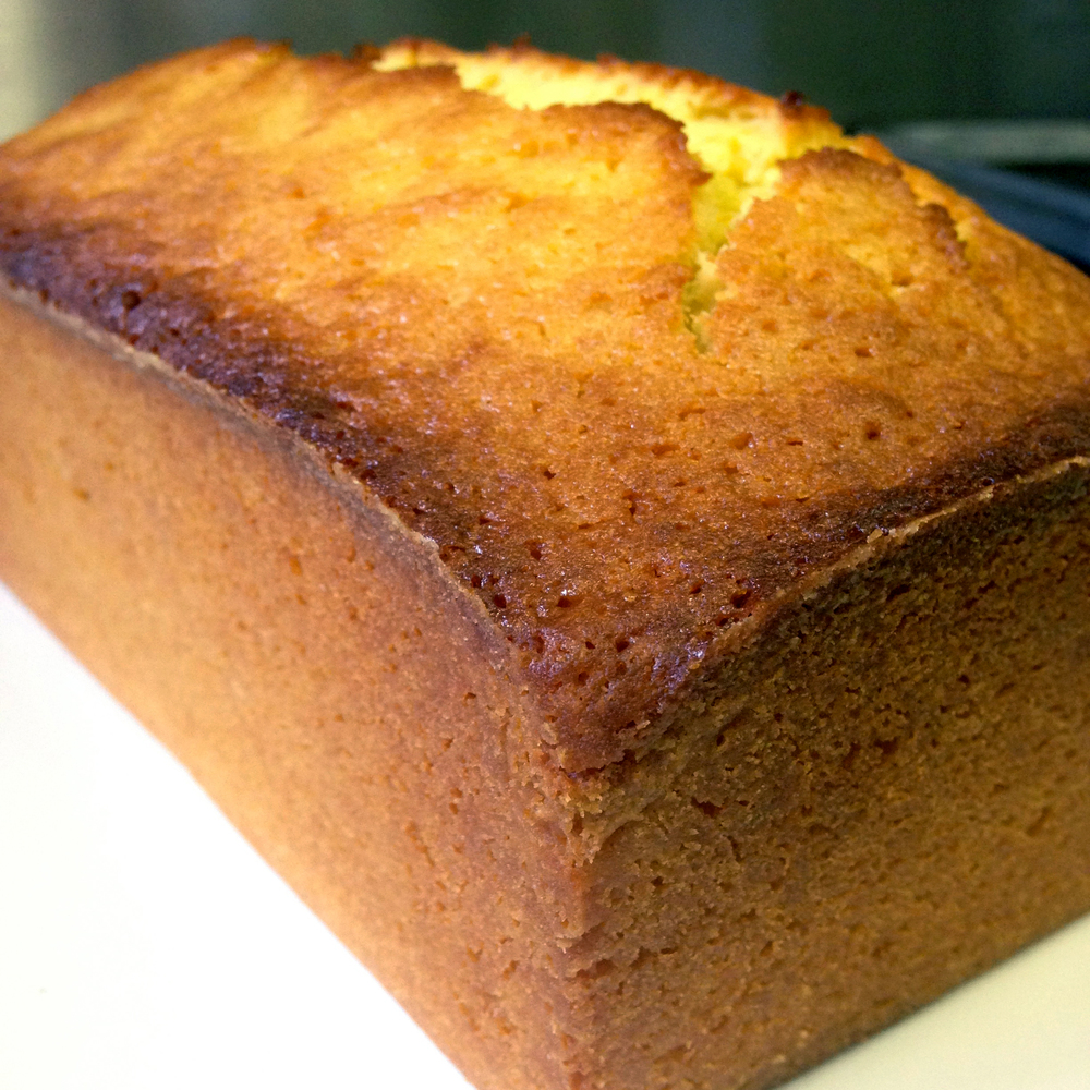 Tender olive oil cake infused with the juice and zest of 2 oranges and 1 lemon