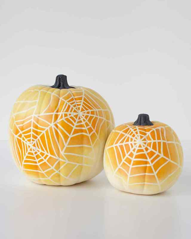 Ombre taped webs via Martha Stewart
