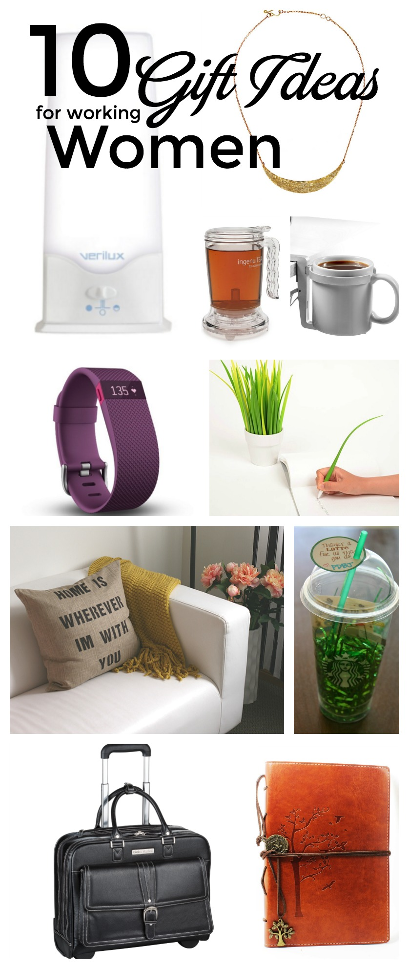10 Gift Ideas for Working Women