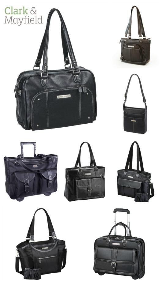 Black C&M bags