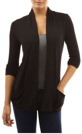 Patty Boutik open front cardigan