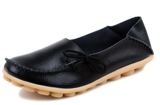 PhiFA leather loafers