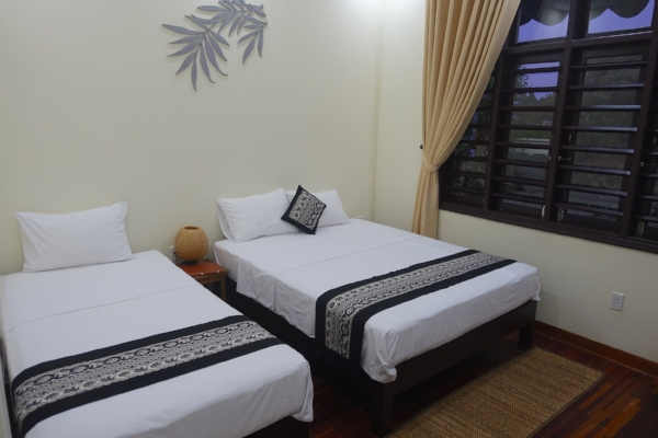 Airbnb homestay room in Vietnam