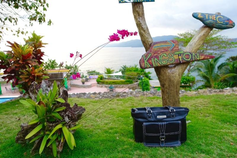 The  Stafford Pro  at Galina Breeze Hotel, Jamaica
