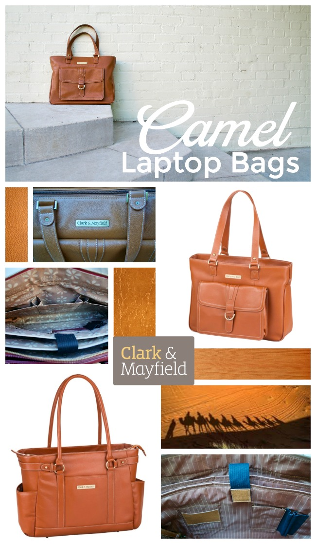 Camel Leather Tote Bags for Laptops.jpg