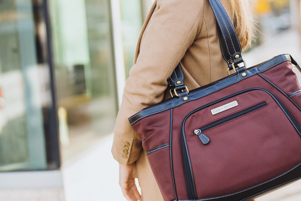 "Shop now: Sellwood Metro 15"" laptop handbag >"