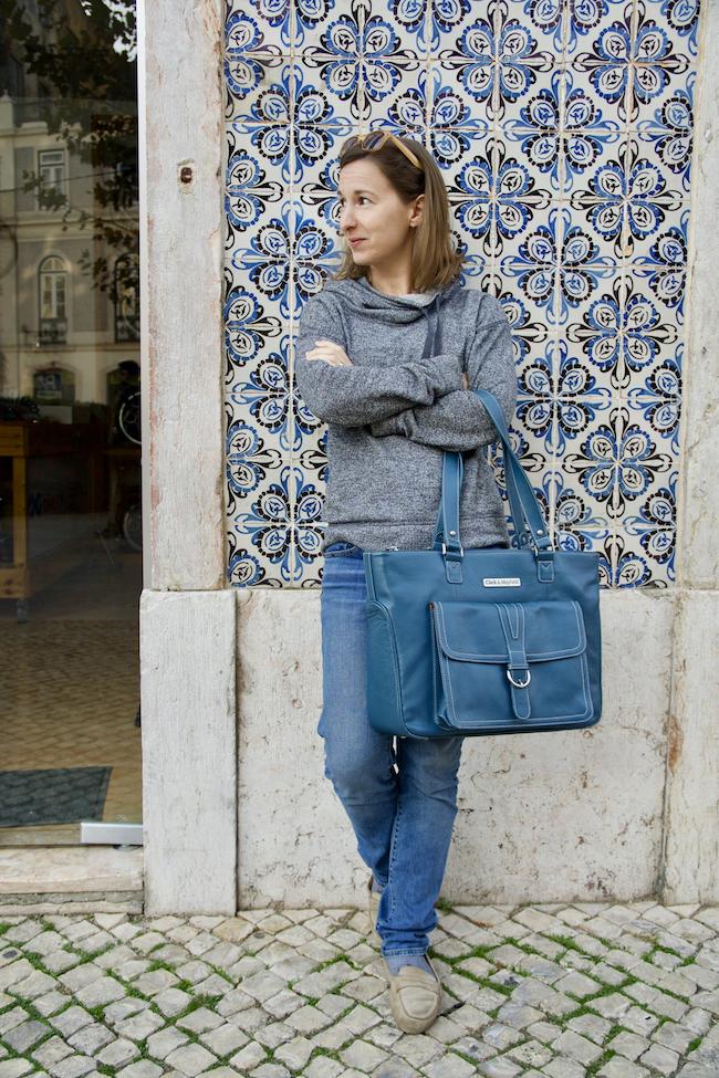 C&M Stafford Pro laptop handbag Lisboa