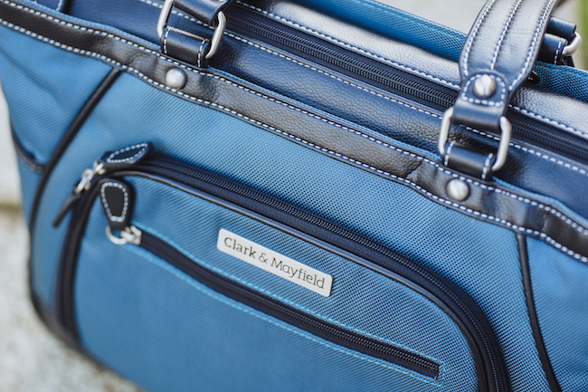 1edf38f677b The Sellwood Metro laptop handbag's simple and stylish exterior and  functional interior makes this an ideal every-day bag for women.