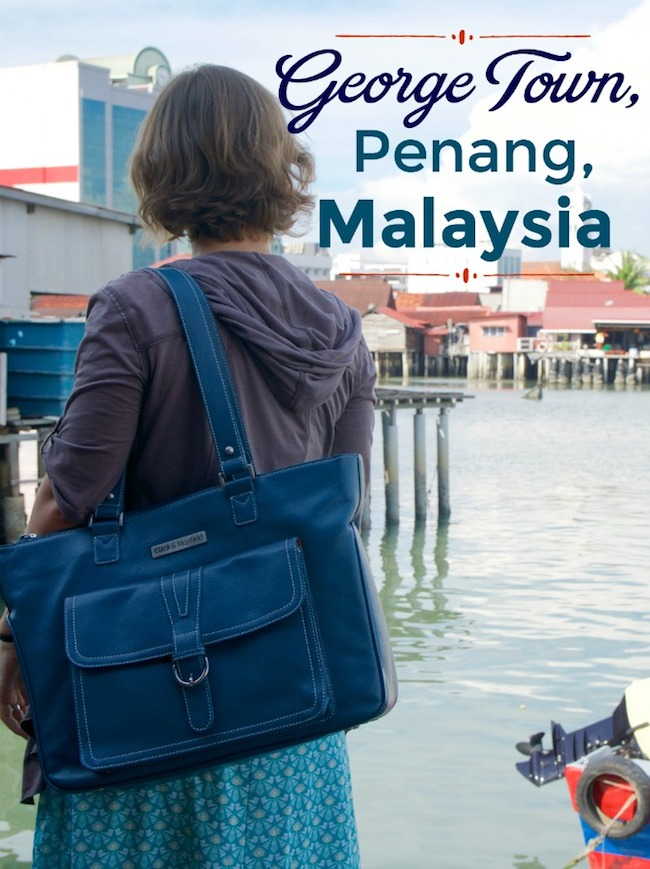 Where's My Bag: Clark & Mayfield laptop handbag in George Town, Penang, Malaysia