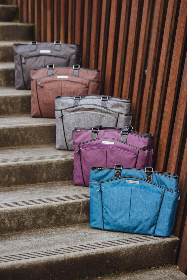"""Reed 17.3"""" Laptop Handbag"""