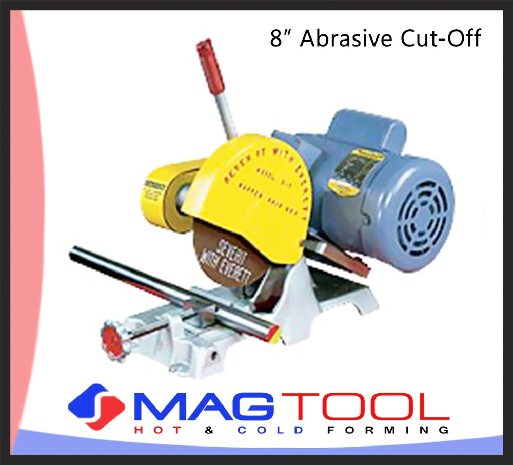 """8"""" Abrasive Cut-Off"""