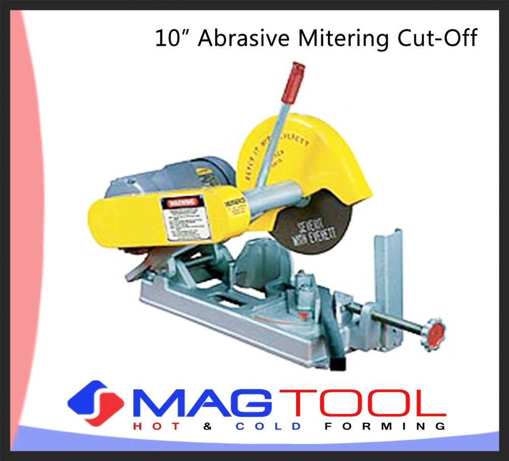 "10"" Abrasive Mitering Cut-Off"