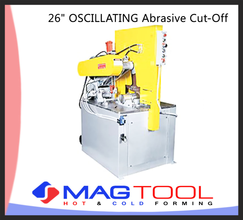 "26""   OSCILLATING   Abrasive    Cut-Off"
