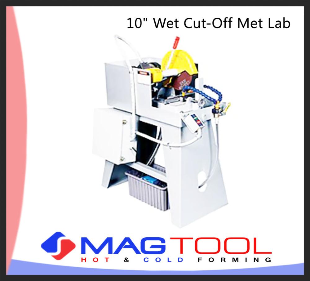 """10"""" Wet Cut-Off/Met Lab."""