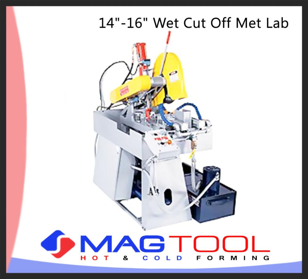 """14""""-16"""" Wet Cut Off/Met Lab."""