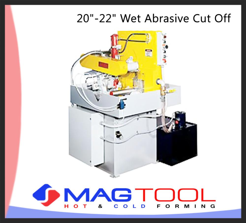 "20""-22"" Wet Abrasive Cut Off"