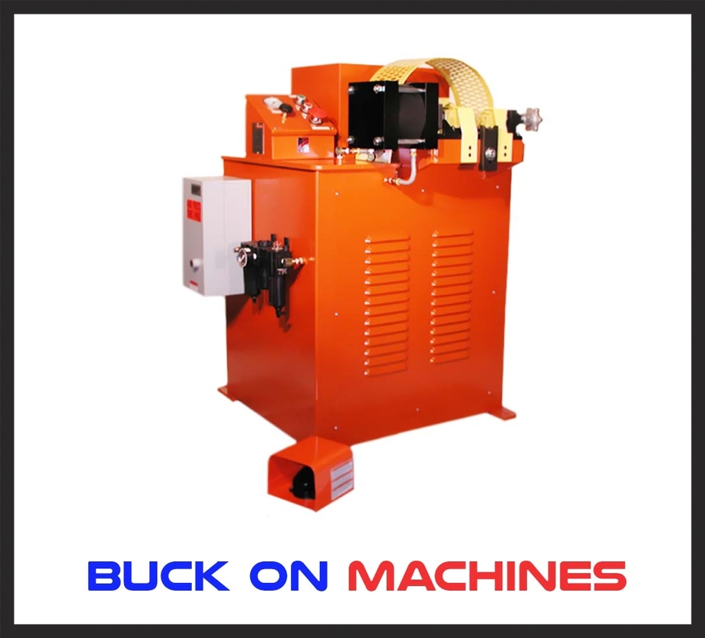 buck on machines model 8100