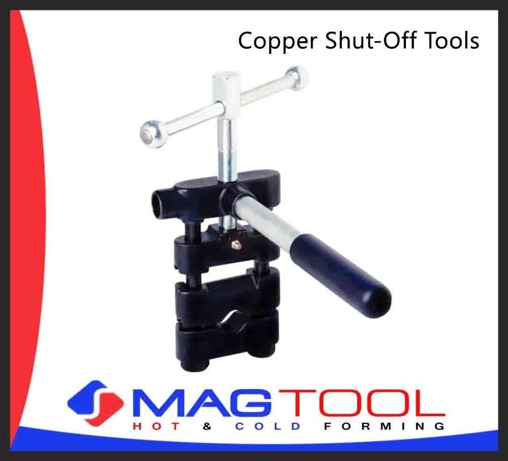 Copper Shut-Off Tools