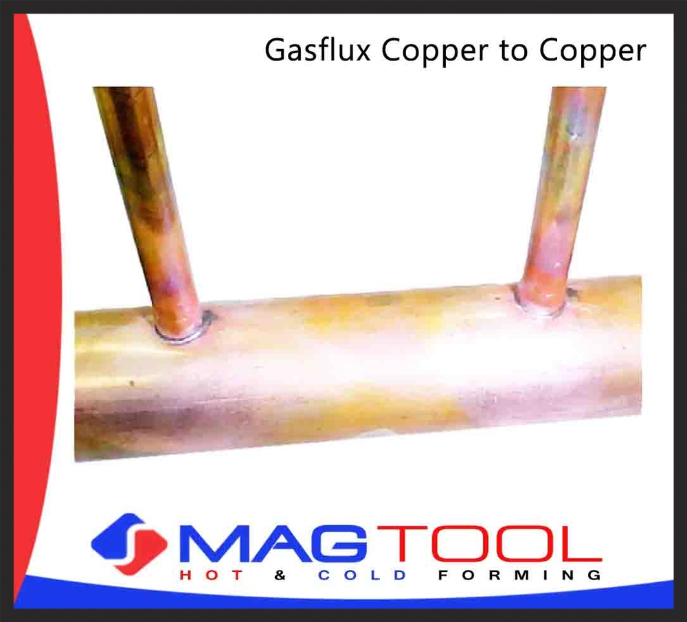 Gasflux Copper to Copper