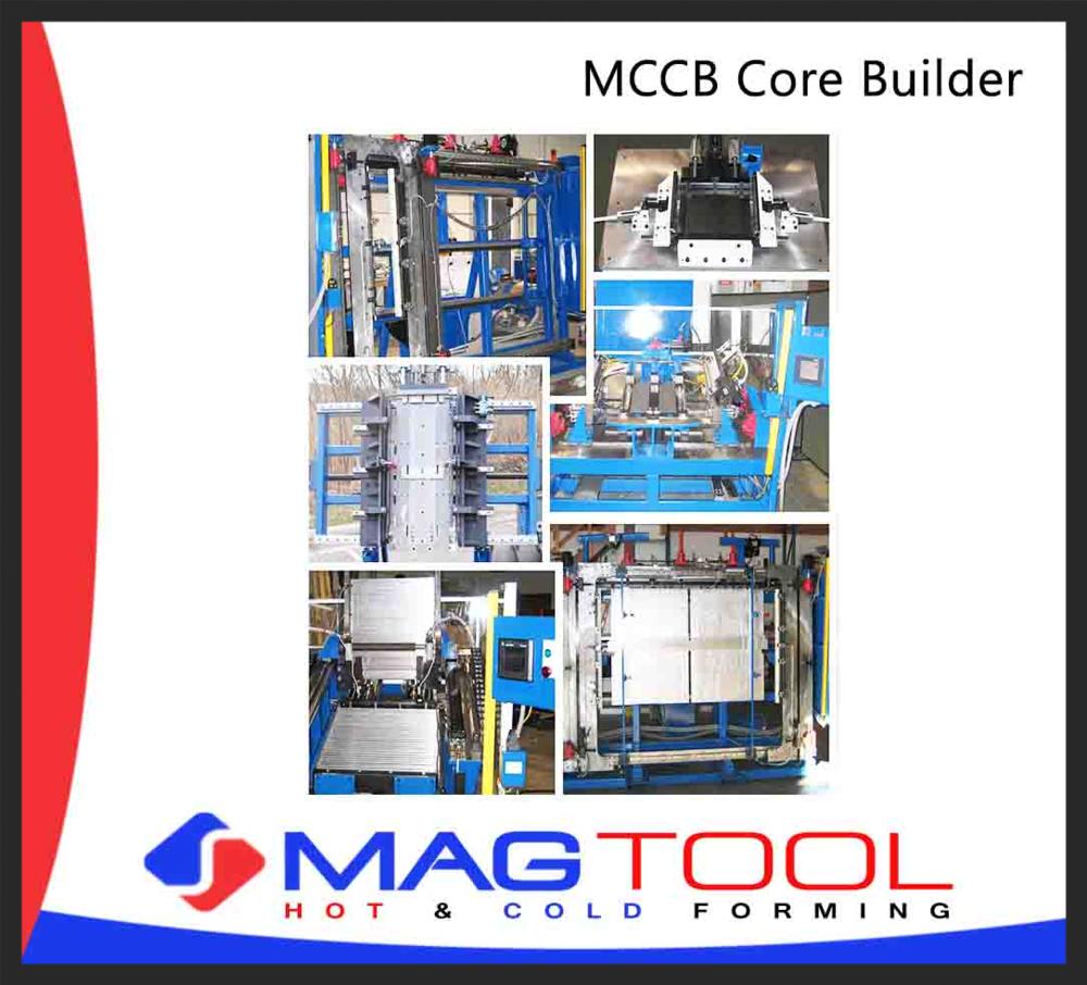 Tridan MCCB Core Builder