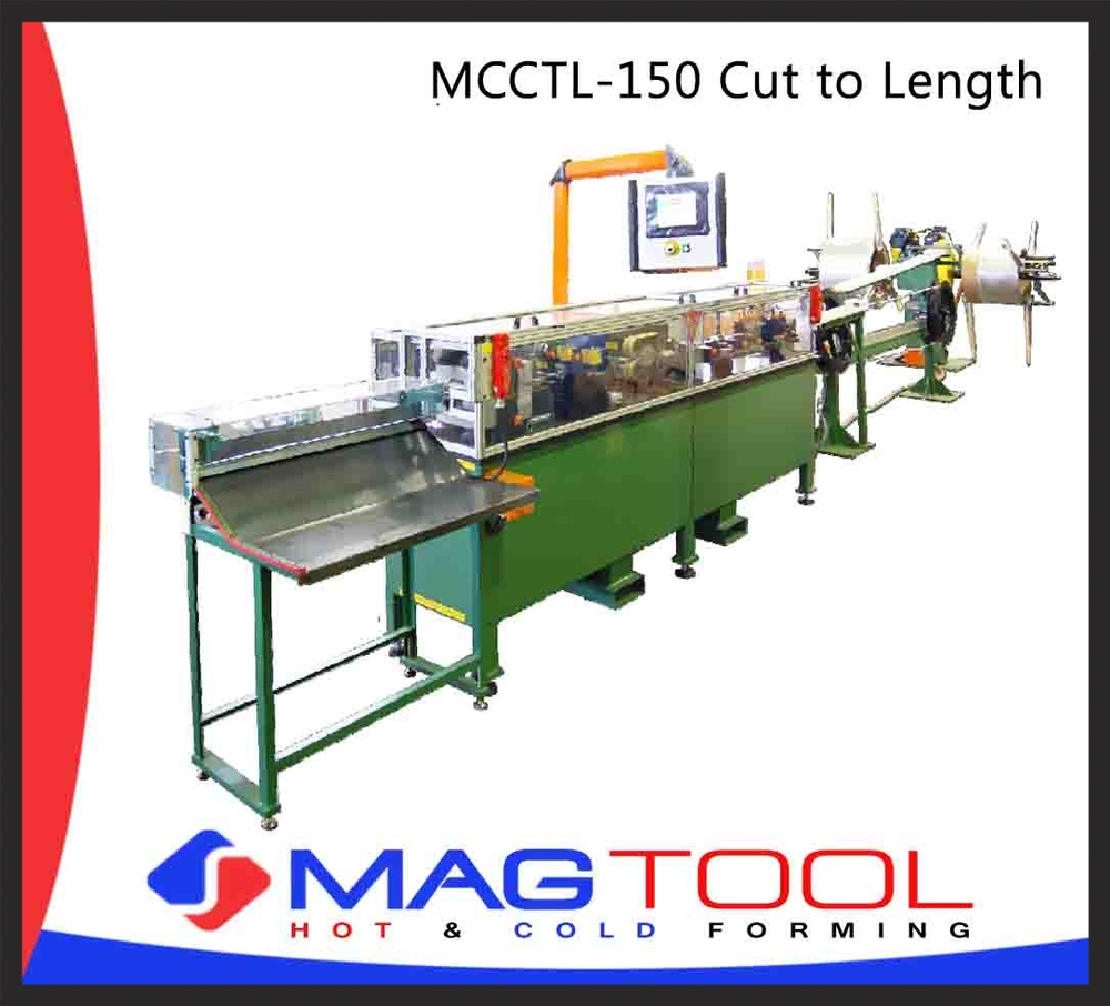 Tridan MCCTL-150 Cut to Length