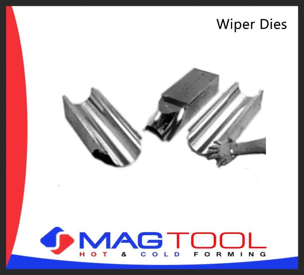 Tools For Bending Wiper Dies