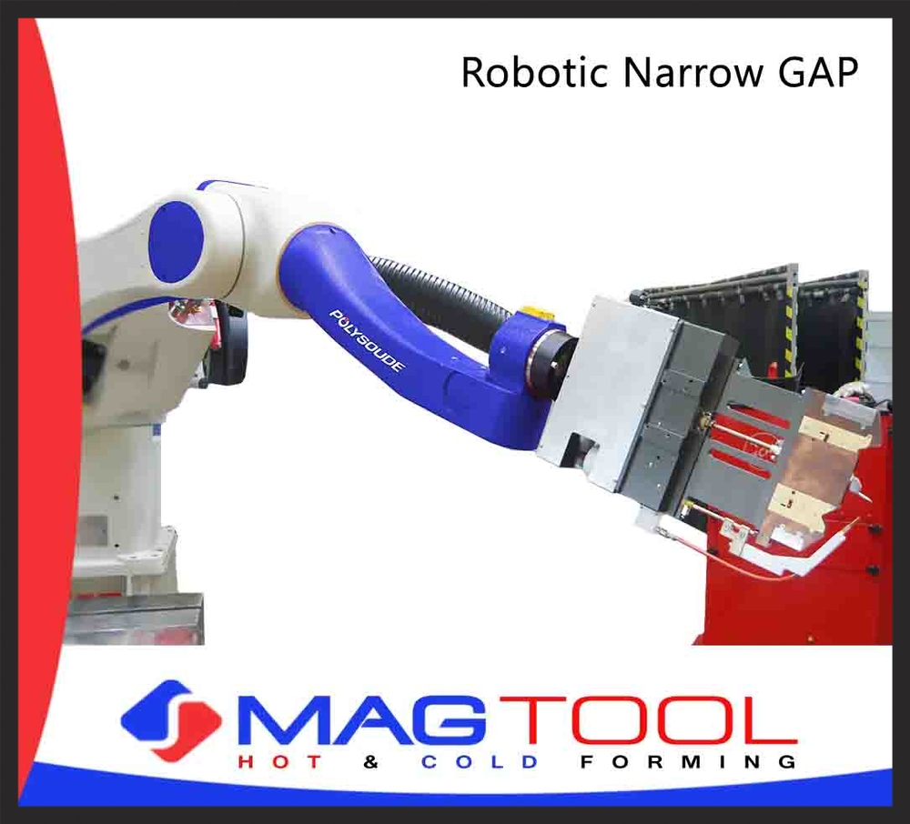 Polysoude Robotic Narrow Gap